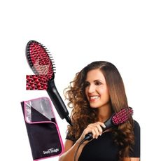 Quick and easy way to straighten your hair Simply Straight Hair Strai